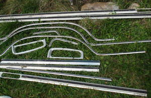 1973 - 1979 Ford Pickup Truck Moldings and Trim