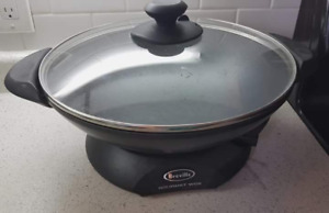 Breville Gourmet Electric Wok