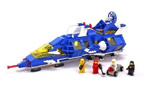 LEGO SPACE CLASSIC 6985 COSMIC FLEET VOYAGER