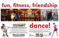 FREE Ballroom & Salsa/Latin Dance Lessons