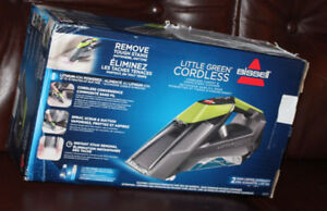 Bissell Little Green Cordless - New