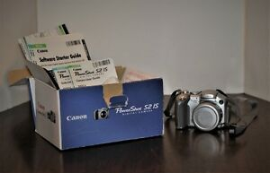Canon PowerShot S2 IS