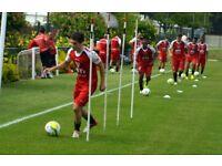 Amateur, Semi-Pro & Professional Player Trial