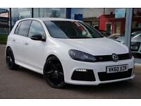 2010 VOLKSWAGEN GOLF 2.0 TSI R 4MOTION XENONS, 19andquot; ALLOYS and 270 BHP