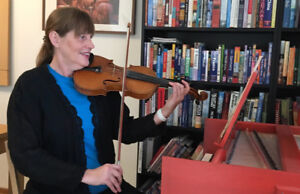 Violin Lessons for Adults!