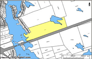 192 ACRES OF LAND WITH GRISWOLD LAKE ON THE PROPERTY