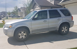 2005 Ford Escape Limited 4WD V6