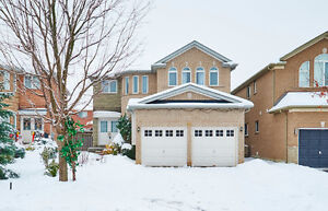 Gorgeous 5 bedroom home in Richmond Hill