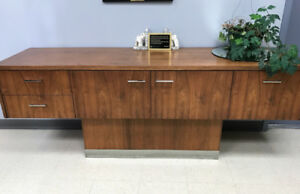 Office Credenza - Wood
