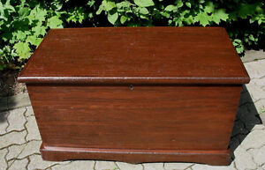 Antique Blanket Boxes, Coffee Tables or Storage Benches Gatineau Ottawa / Gatineau Area image 2