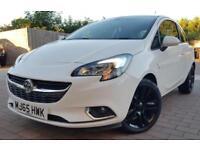 2015 New Shape Vauxhall Corsa 1.2 L SRi Petrol Manual 3 Door White 1.2L