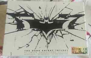 The Dark Knight Trilogy Ultimate Collectors Edition