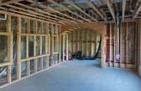 Professional framers will frame your basement.