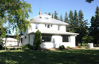 Acreage For Sale East of Melfort - over 20 acres of land