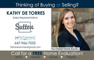 Real Estate Agent - 1% Commission!