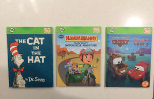 Leap Frog books for Tag Reader