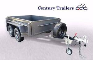 500mm High Sides Local build 8x5 Tandem Trailers for sales Rocklea Brisbane South West Preview
