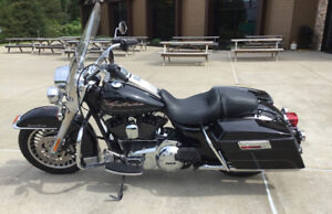 H-D ROAD KING (FLHR) 2013 - TWIN CAM 103