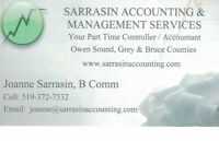 Bookkeeping / Accounting Services - Quickbooks