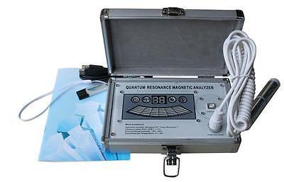 Amway Quantum Magnetic Resonance Health Analyzer Spanish