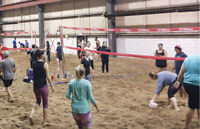 Beach Volleyball Adult Leagues - Coed - Indoors! In Brantford On