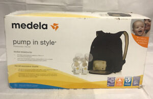 Pump In Style Double Electric Breast Pump Backpack