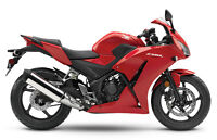 2015 HONDA CBR300R  SAVE $700 PLUS $250 GIFT CARD