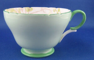Rare Antique Shelley China Crocus Pattern Cup 13254 London Ontario image 2