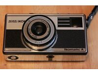 Zeiss Ikon Ikomatic A Colour Camera