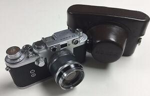 Honor S1 Leica Copy Honor 50mm f2 Zuiho Optical rare