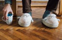 Take Care of Angry New Yorkers in Your Slippers (Work at Home)