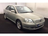 TOYOTA AVENSIS 2.0 D-4D T3-X [PRICD TO CLEAR] FULL MOT..VERY CLEAN..LOOKS GOOD