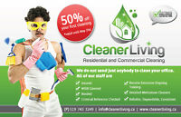 kw cleaning service special...rare Friday avail