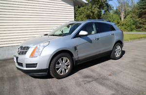 2010 Cadillac SRX Luxury SUV, Crossover