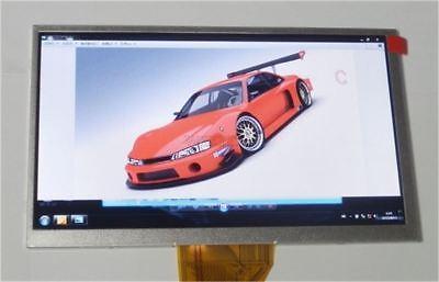 Lcd Display 7inch Lcd Screen Car 800480 At070tn93 Dvdgps Thin Cn
