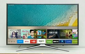 "Samsung 49"" LED smart wifi tv built in HD freeview USB media player ."