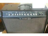 Line 6 spider 120 watt guitar amp