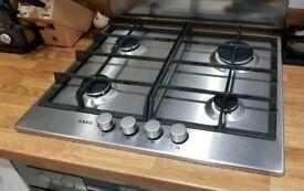 AEG gas hob 4-burner
