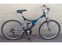 "Bike/Bicycle. LADIES MAGNA "" CREATION "" MOUNTAIN BIKE"