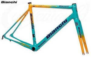 2018 Bianchi Specialissima CV Frameset - Pantani 2018 rrp$7999 Concord West Canada Bay Area Preview