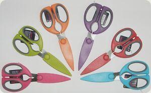Colourworks-Soft-Touch-Grip-Handles-Multipurpose-Kitchen-Scissors-Asst-Colours