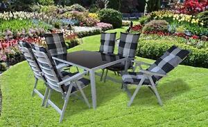 gartenm bel wetterfest m bel ebay. Black Bedroom Furniture Sets. Home Design Ideas