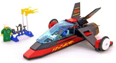 LEGO Set # 6580 Land Jet 7 Extreme Team 100% COMPLETE from 1998 VINTAGE!