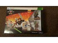 Disney Infinity star wars starter pack xbox 360