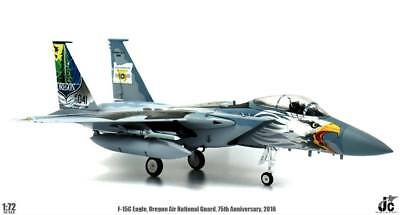 JC WINGS JCW72F15003 1/72 F-15C EAGLE 173RD OREGON AIR NATIONAL GUARD