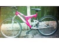 Bolero british eagle mountain bike