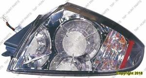 Tail Lightdriver Side 3.8L [Coupe 02/2007-2012] [Conv 2009-2012] [Spyder 2010-2012] High Quality Mitsubishi Eclipse