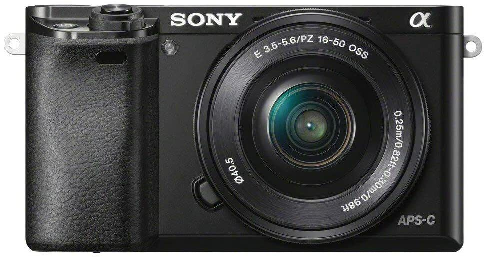 alpha a6000 mirrorless digital camera 24 3mp