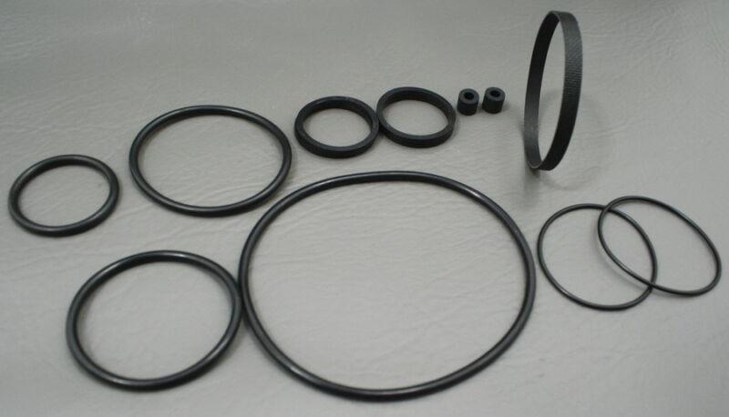 Gaf Projector 7 Belt 4 Tire Kit 488588 666 7881388-Z1488 1488-Z w/Tracking