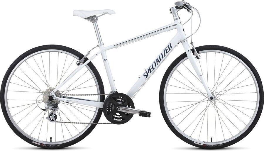 Ladies specialized hybrid 2012 bike